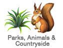 Parks, Animals and Countryside